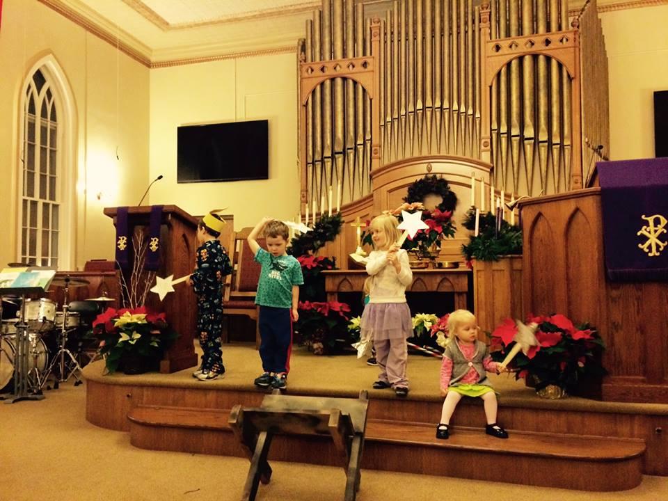 Christmasplayrehearsal original