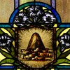Mrs. Viola Hendrickson Window (#4)