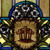 Anderson and Jorgine Borsheim Window (#12)