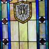The Dove - Entryway Glass