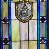 The Lamb of God - Entryway Glass