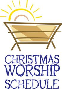 Christmas worship medium