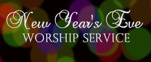 New years eve worship service medium
