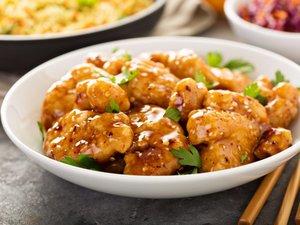 Chinese food medium