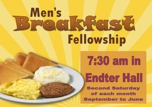 Men's breakfast 2018 medium