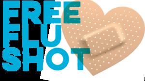 Free flu shots medium