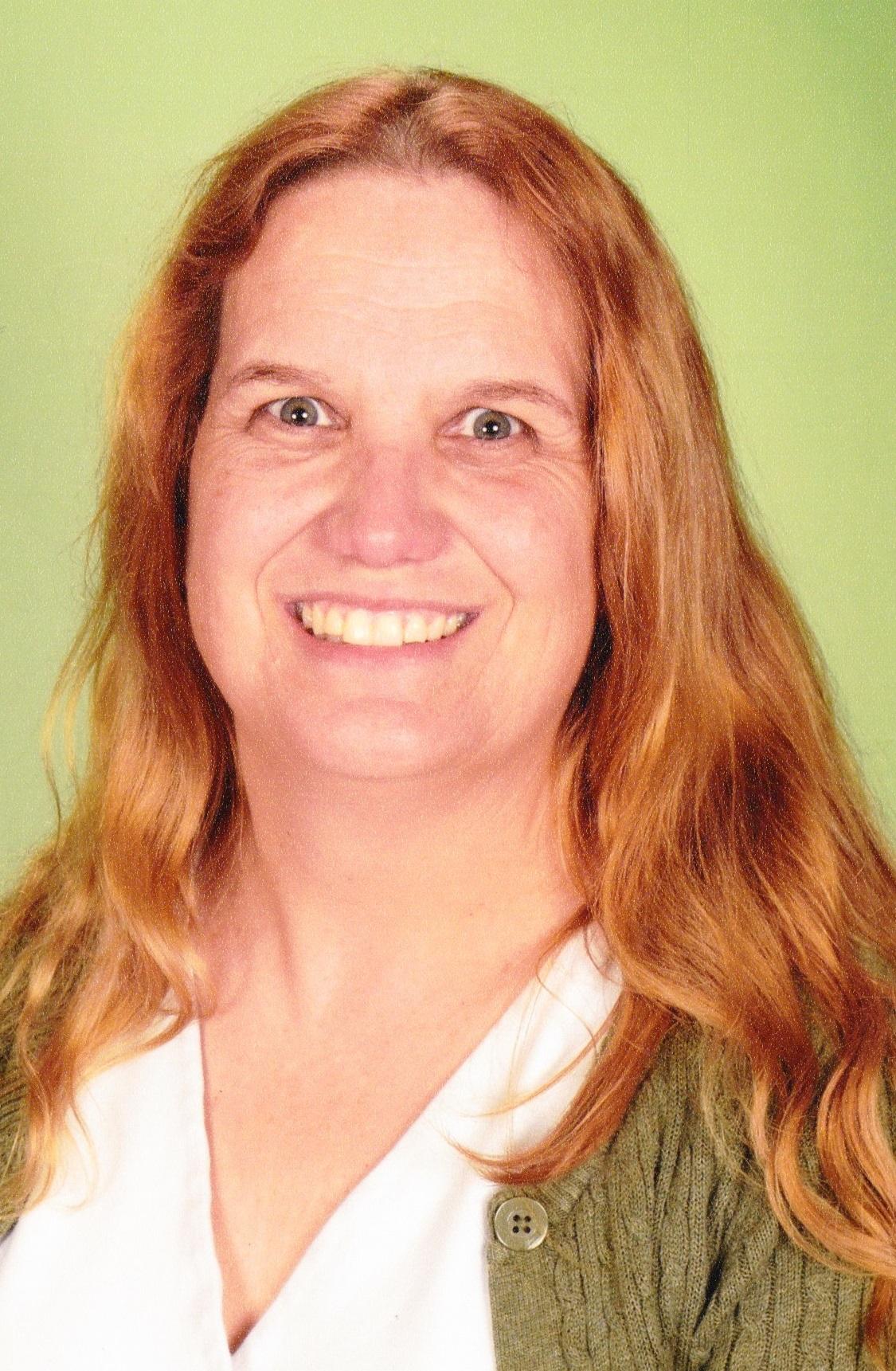 Lori Costello, Church Secretary-Treasurer