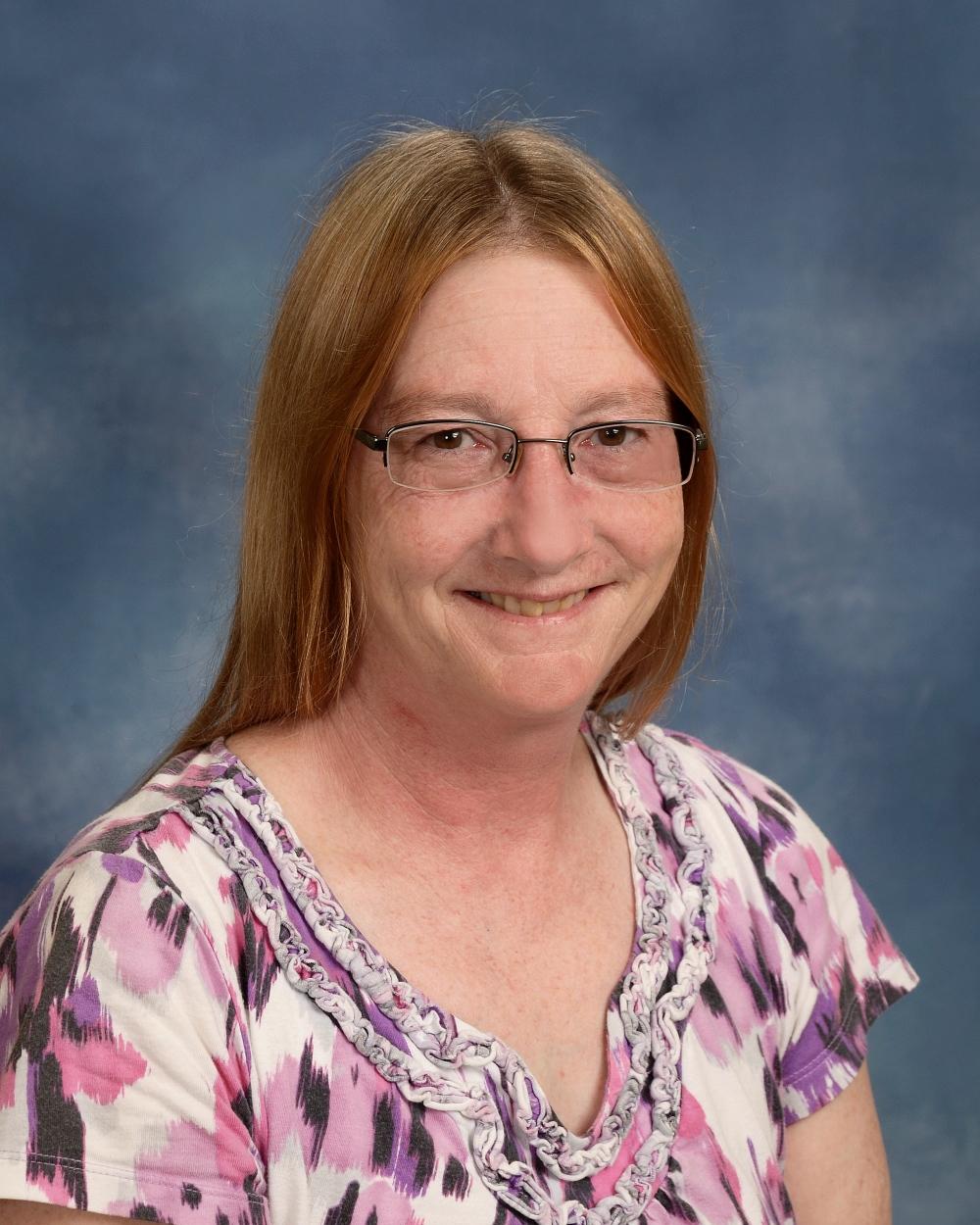 Sue Hassett, Nursery Caregiver