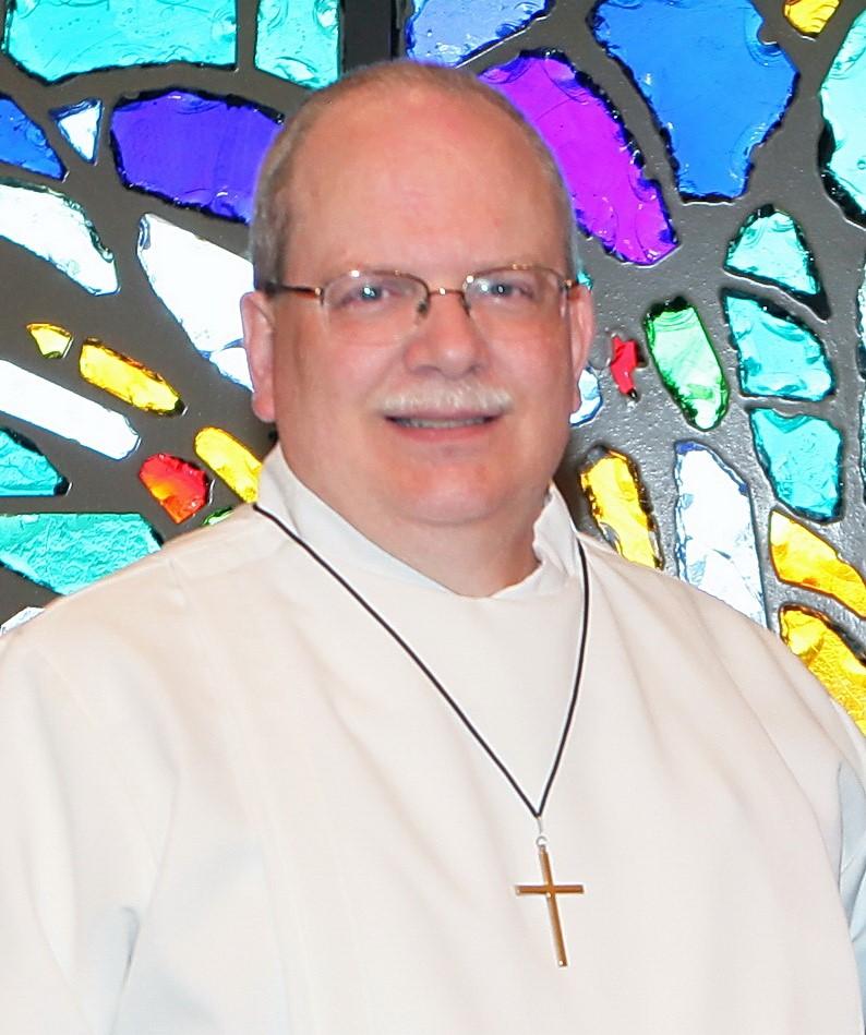 Senior Pastor Jim Corson