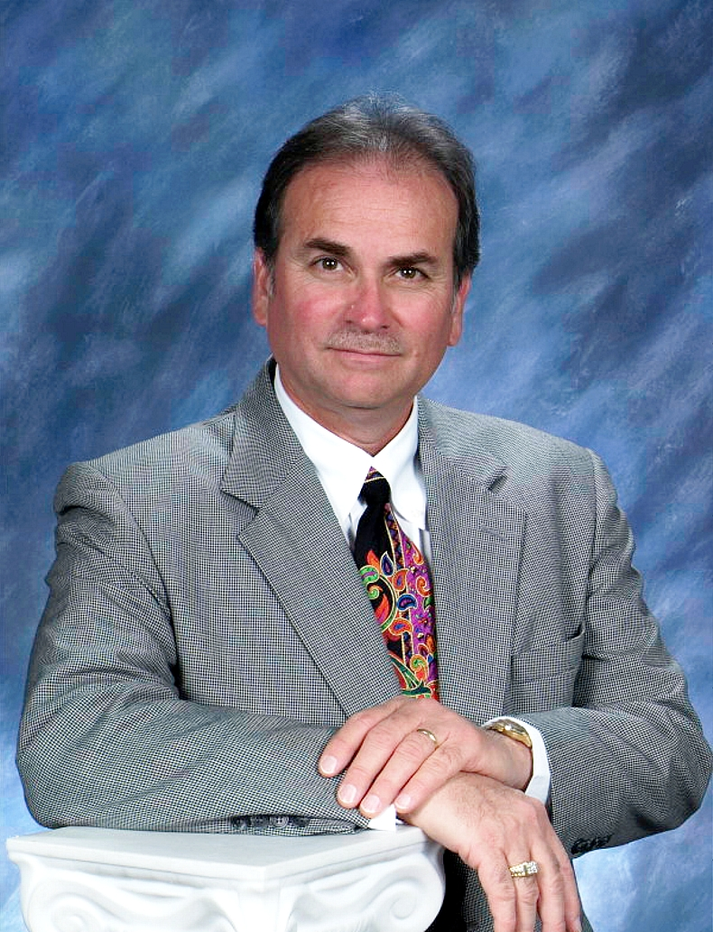 Dr. Paul Montalvo, Pastor