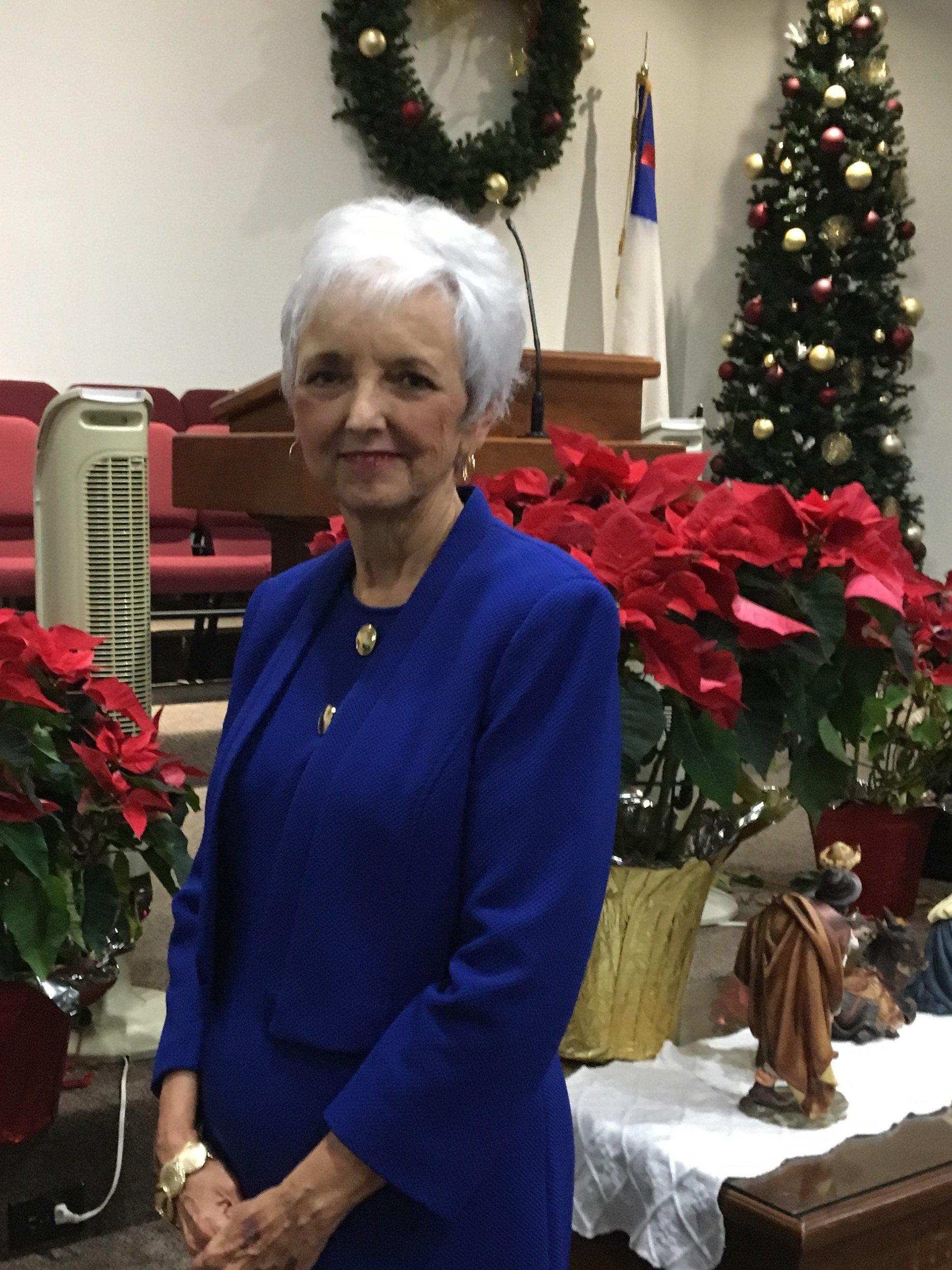 Dorothy Hamner, Beloved Financial Secretary Ermeritus
