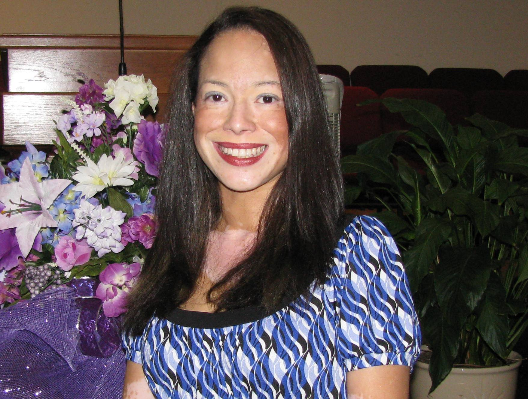 Carolina Burkholder, Children's Director