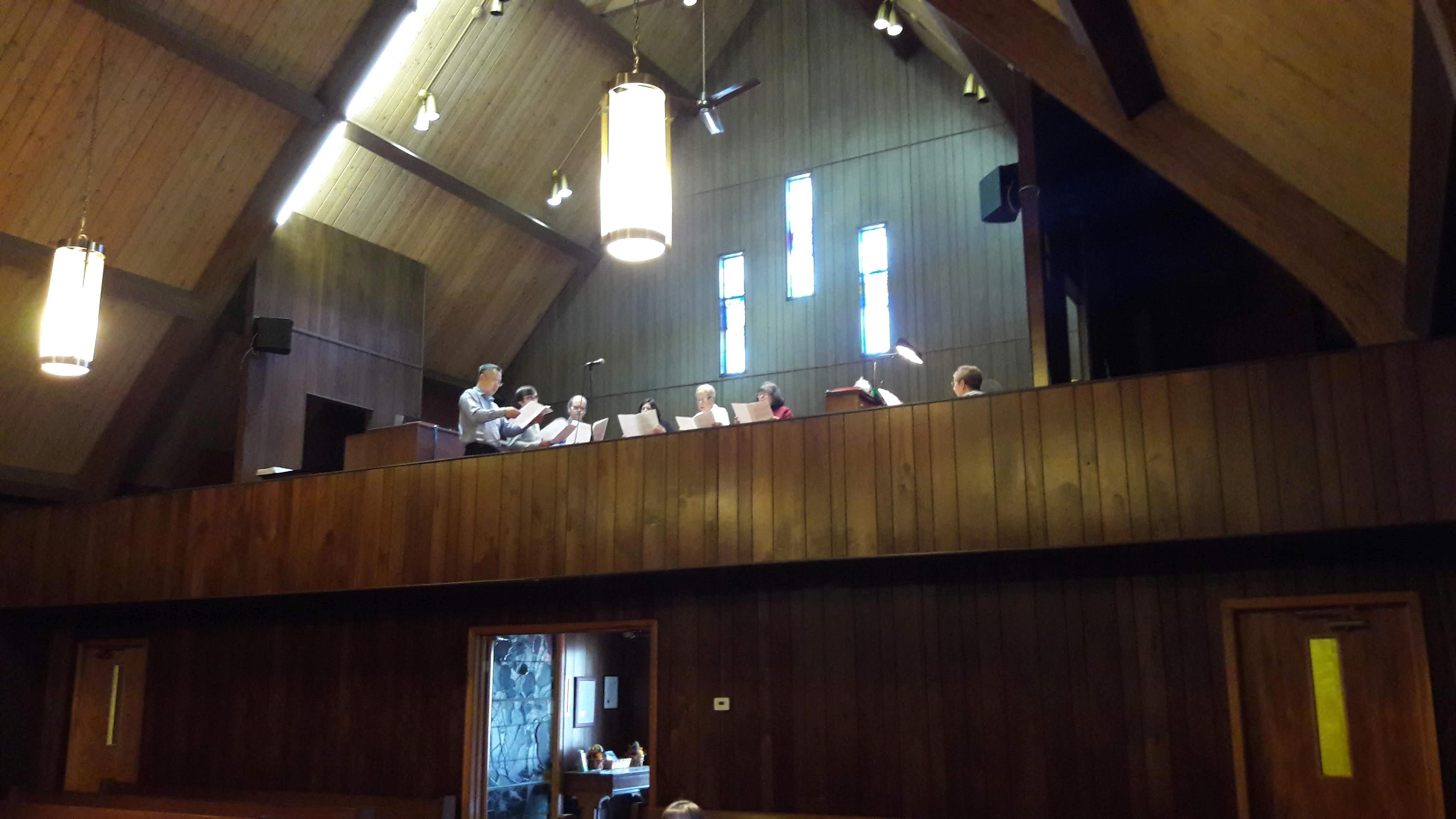Choir1 original