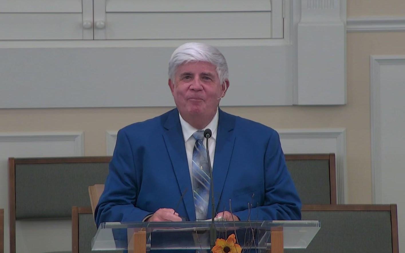 Rev. Teddy Ward, Interim Pastor