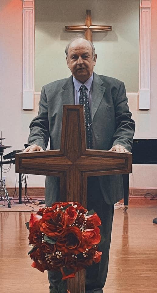 Senior Pastor, Steve Colquitt