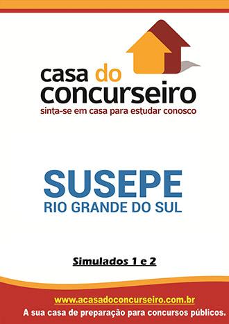Apostila preparatória para concurso Resolução de Questões SUSEPE