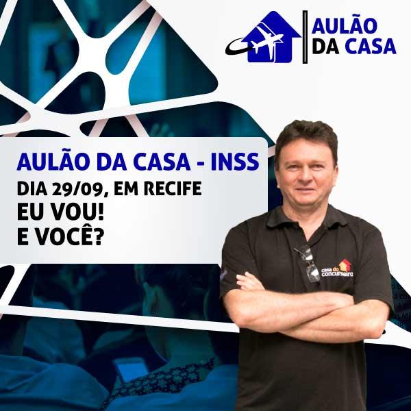 Aulão INSS