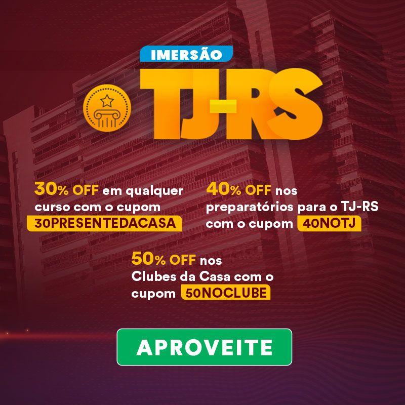 IMERSÃO TJ-RS
