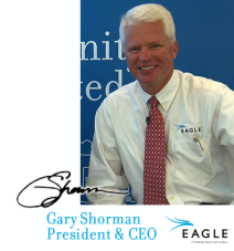 Gary Shorman - Eagle Communications President & CEO