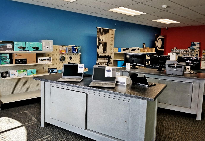 Eagle Technology Solutions retail shop