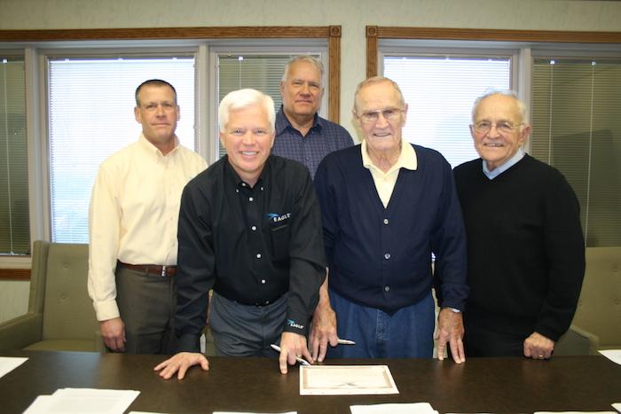 A few employee owners & board members