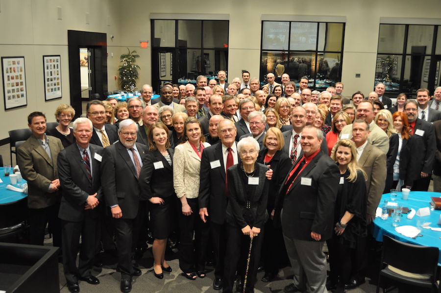 Big group of Employee owners