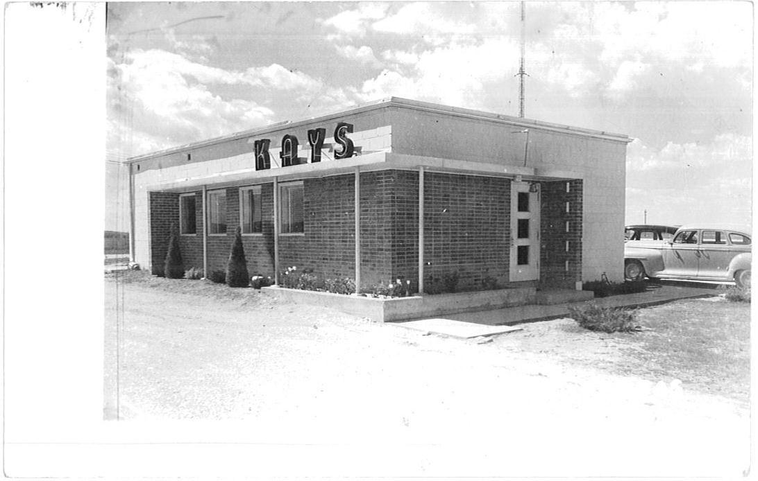 original KAYS building