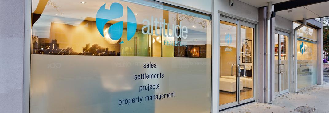 Contact Altitude Real Estate Subiaco