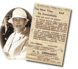 Gebhardts History