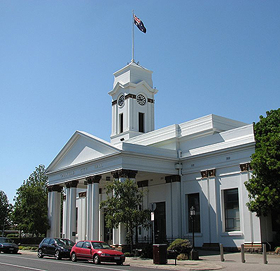 Caulfield Town Hall