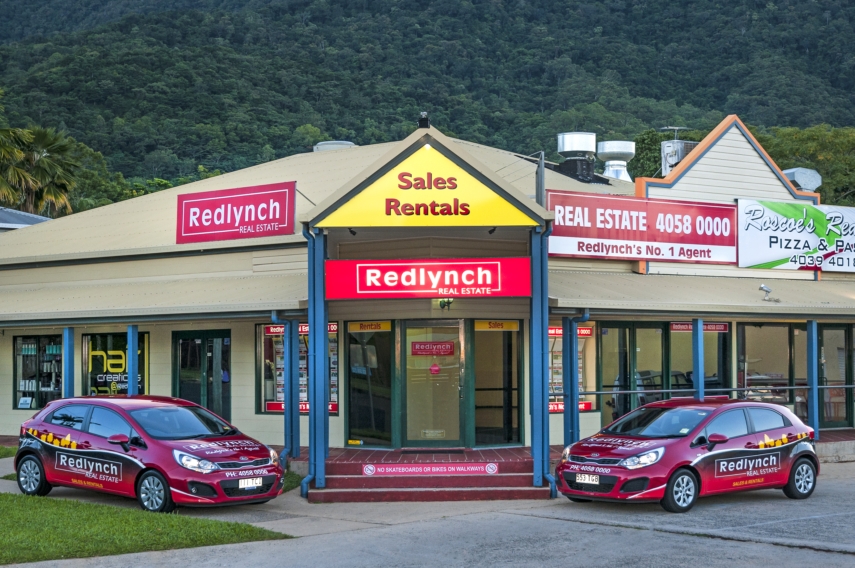 Redlynch Front Office