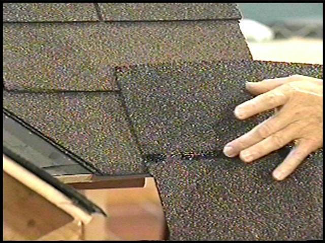 Putting New Asphalt Roof Shingles Right Over Old Ones