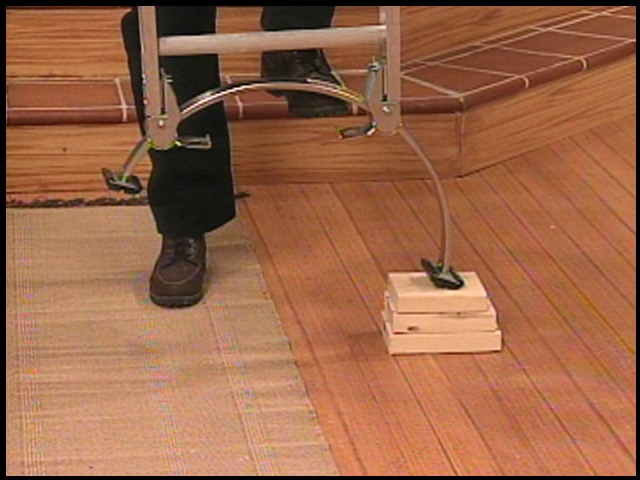 The Pro Base Ladder Base The Best Self Leveling Feet For Your Ladder