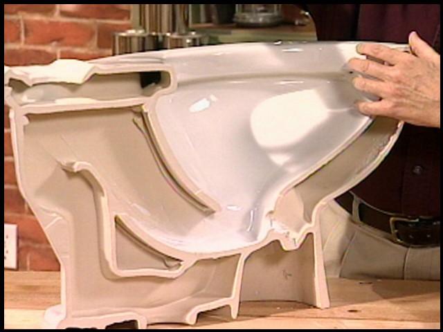 Toilet Cutaways Terry Love Plumbing Remodel Diy