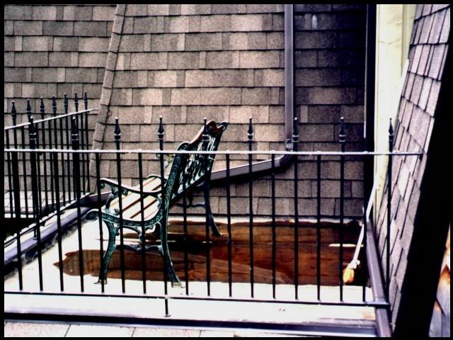 Improving Balcony Drainage