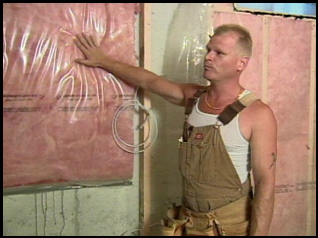Good And Bad Techniques In Insulating Basement Walls