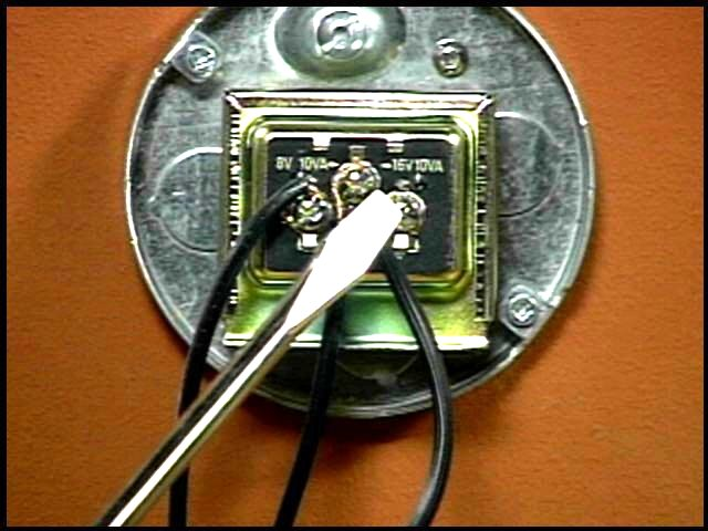 Transformer where doorbell the my is for How to