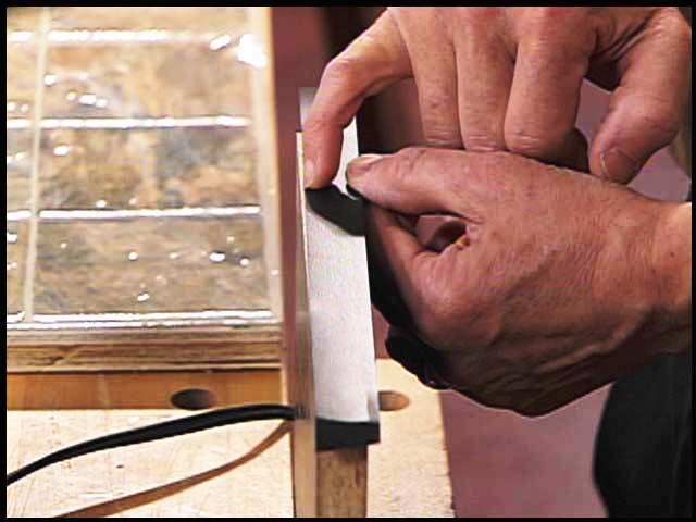 Re Adjusting Glues That Have Slipped