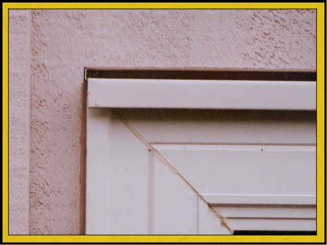 Header Flashing End Dams For Windows And Doors
