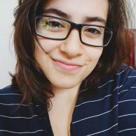 New Glasses + New Camera = Happy Elise