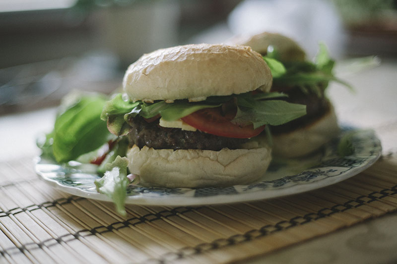delicious-looking-burger-almost-homemade