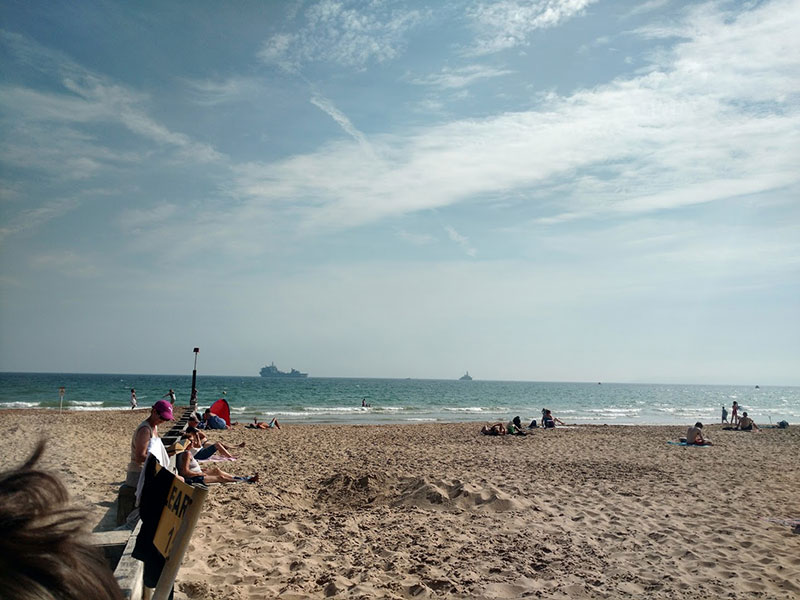 warships-horizon-bournemouth-beach