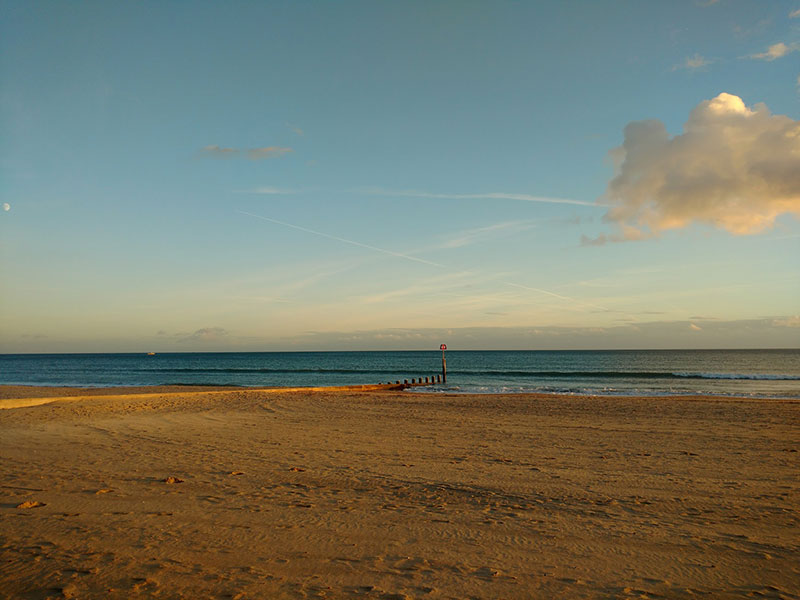 bournemouth-beach-sunset