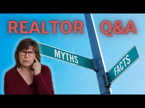 Real Estate myths debunked | Real Estate questions and answers