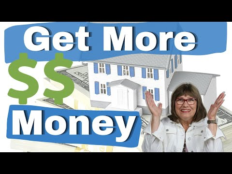 9 Tips to Sell your House for more money | What to do to sell your house