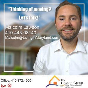 Malcolm Lawson Annapolis Real Estate Agent