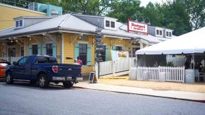 places to eat in eastport, annapolis