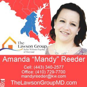 Mandy Reeder Calvert County Real Estate Agent