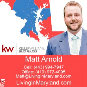 Matt Arnold Maryland Real Estate Agent