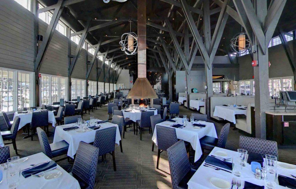 Eastport Annapolis waterfront restaurant